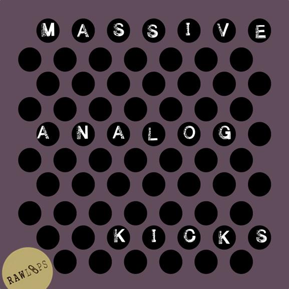 Raw Loops - Massive Analog Kicks 1