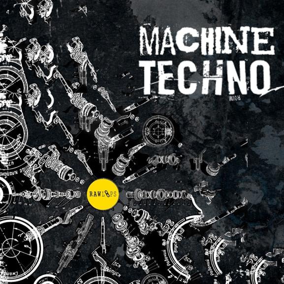 Raw Loops – Machine Techno