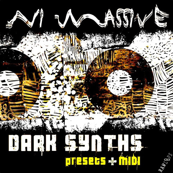 Raw Loops - NI Massive Dark Synths Presets+MIDI 1
