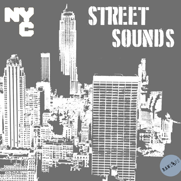 Raw Loops - NYC Street Sounds 1