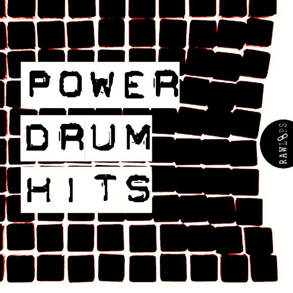 Raw Loops - Power Drum Hits 1