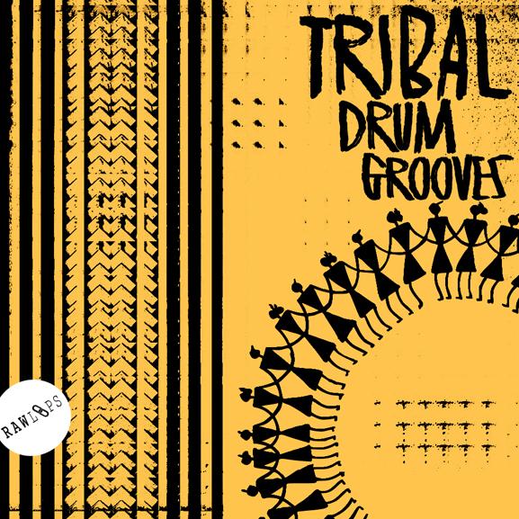 Raw Loops - Tribal Drum Grooves 1