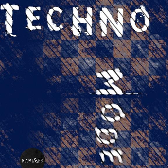 Raw Loops - Techno Mode 1
