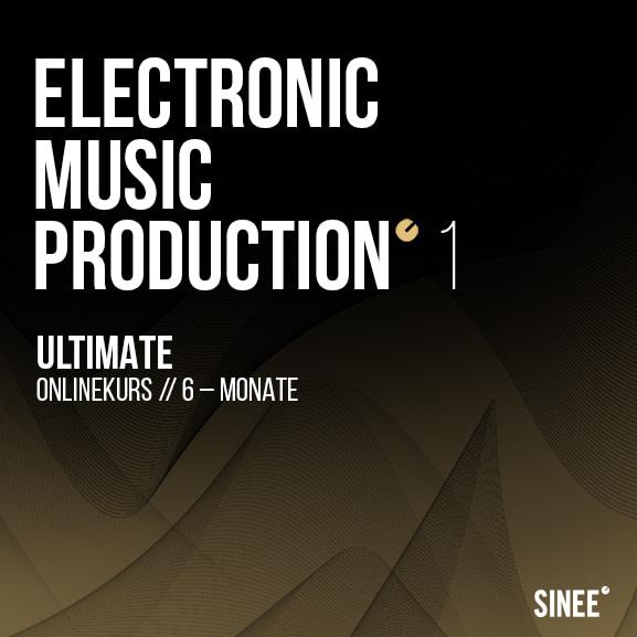 Electronic Music Production 1 – Ultimate (6 Monatskurs) 1