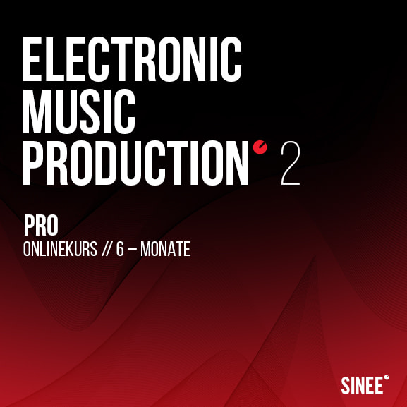 Electronic Music Production 2 - Pro - Einmalzahlung 1