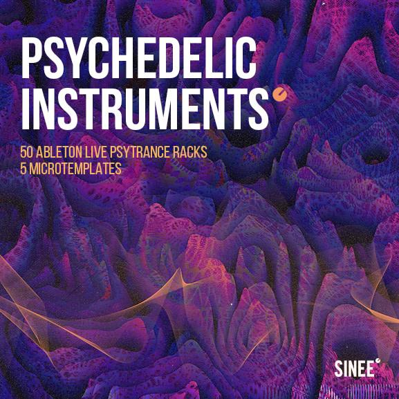 Ableton Live Psytrance
