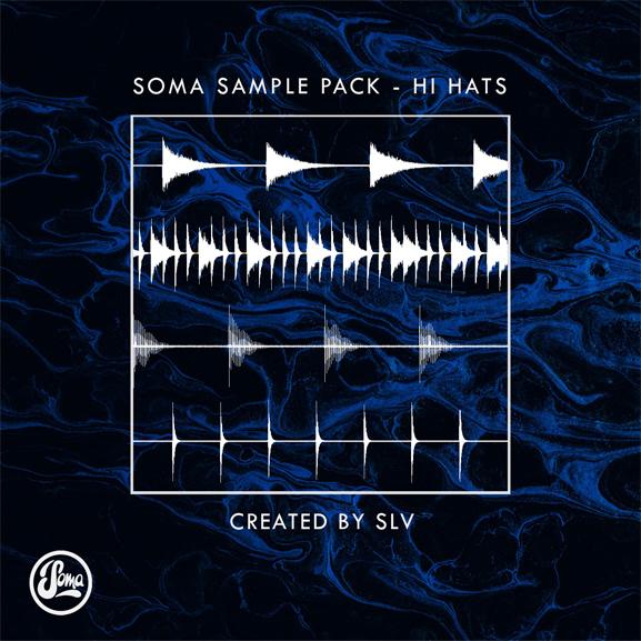Soma Sample Pack HiHats