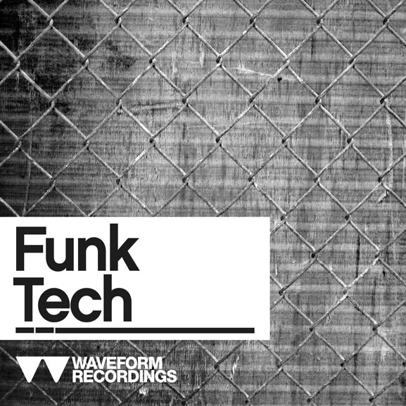 Waveform Recordings - Funk Tech 1
