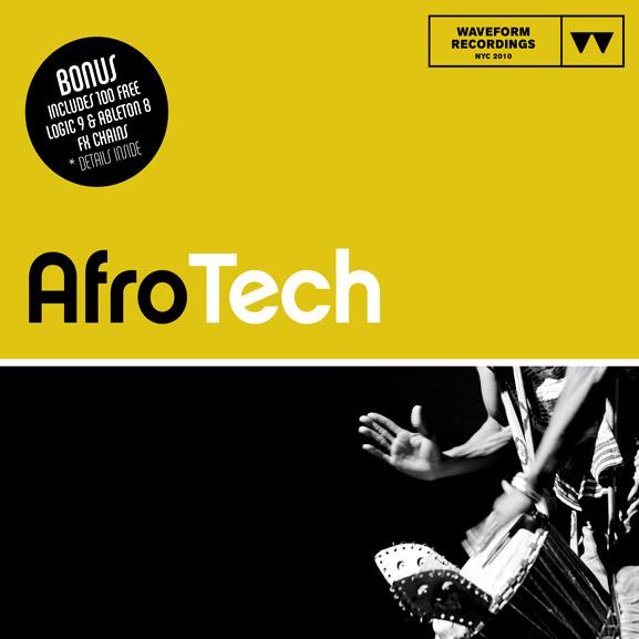 Waveform Recordings - Afro Tech 1