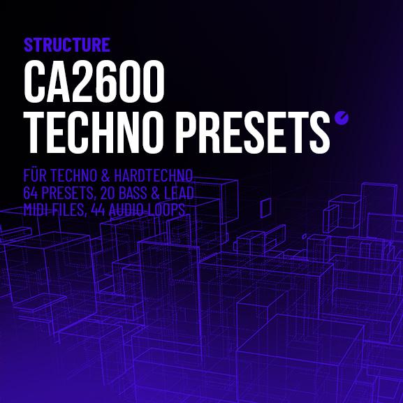 CA2600 Presets