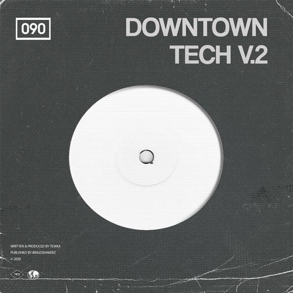 Bingoshakerz - Downtown Tech V.2 1