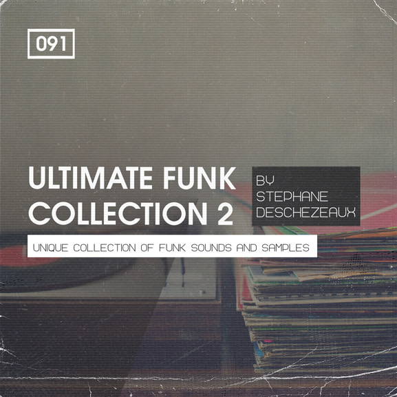 Bingoshakerz - Ultimate Funk Collection 2 by Stephane Deschezeaux 1