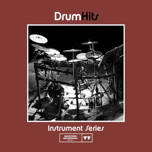 Waveform Recordings – Drum Hits