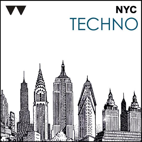 Waveform Recordings - NYC Techno 1
