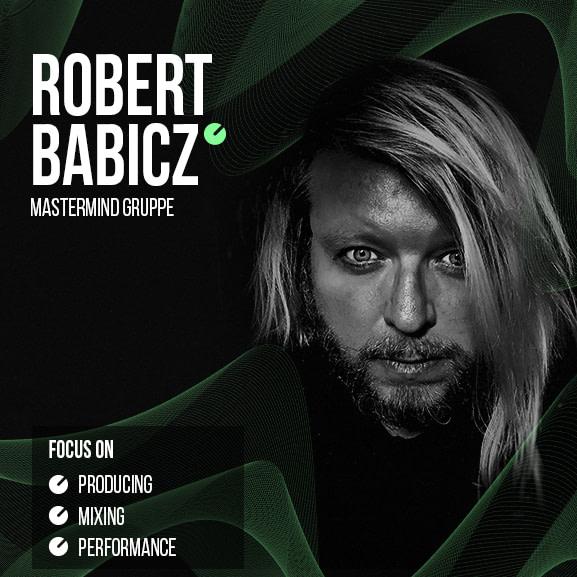 Mastermind /w Robert Babicz - Basic (monatlich) 1