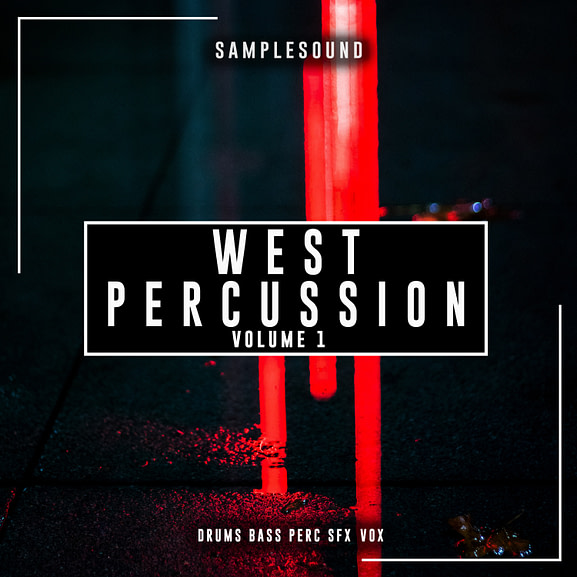 Samplesound - West Percussion Vol. 1 1