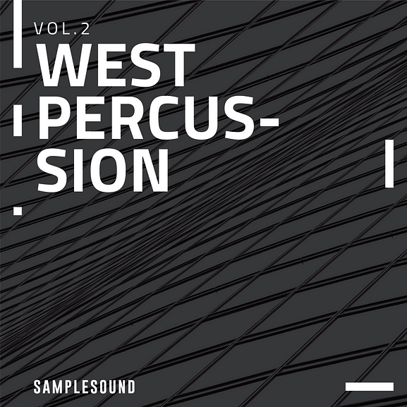 Samplesound - West Percussion Vol. 2 1