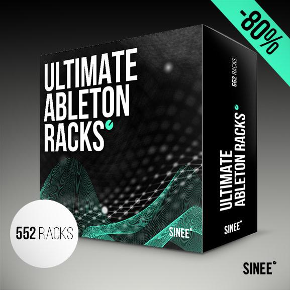 Ultimate Ableton Racks Bundle 1