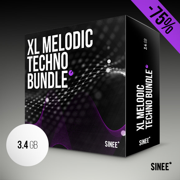 XL Melodic Techno Bundle 1