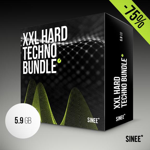 XXL Hard Techno Bundle