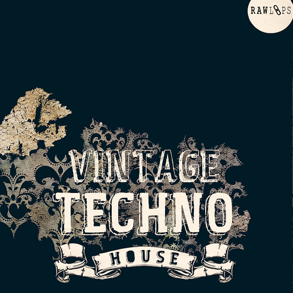 RAW Loops - Vintage Techno House 1