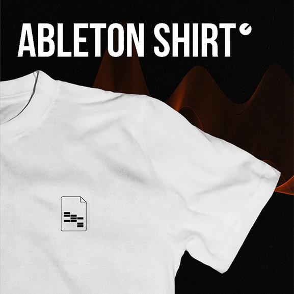 Ableton Shirt 1