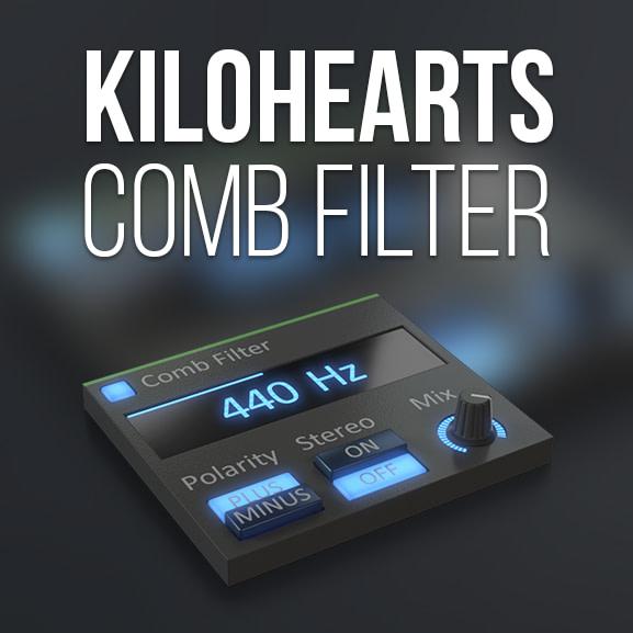 Kilohearts - Comb Filter 1