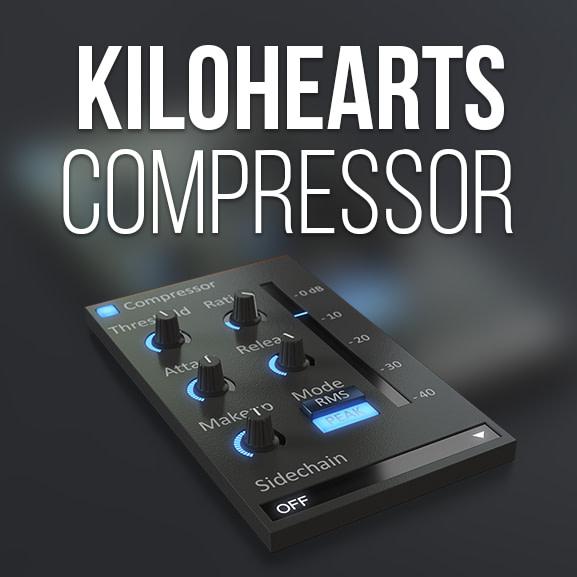 Kilohearts - Compressor 1