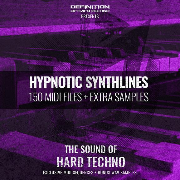 DOHT - Hypnotic Synthlines MIDI Pack 1