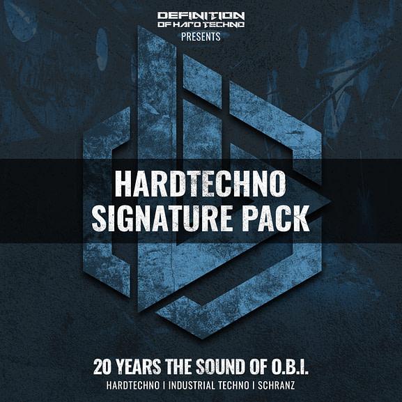 DOHT - Hard Techno Signature Pack by O.B.I. 1