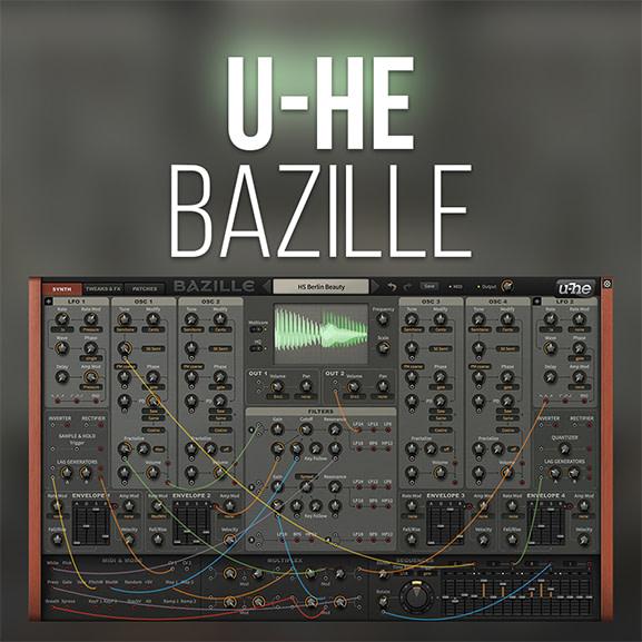 u-he - Bazille 1