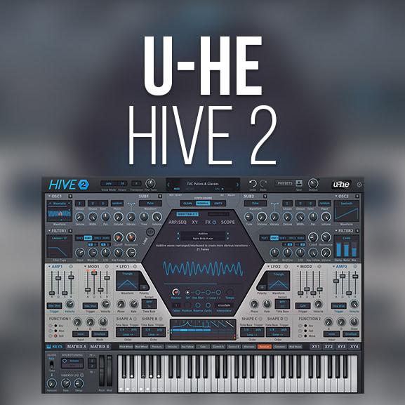 u-he - Hive 2 1