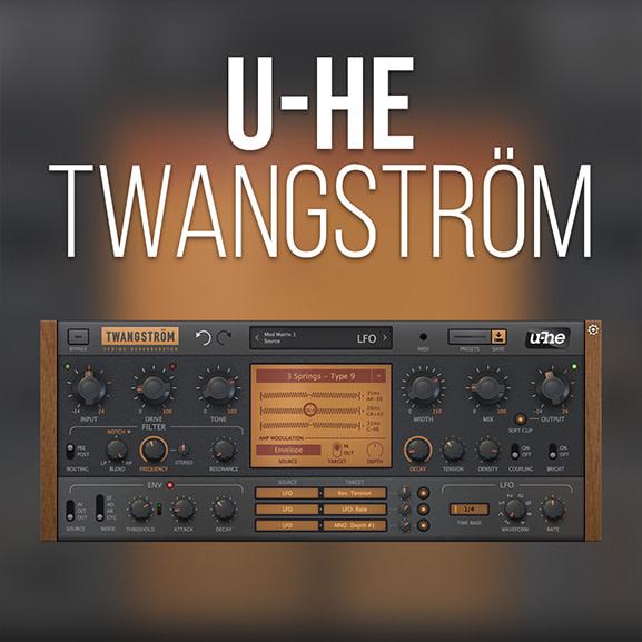 u-he - Twangström 1