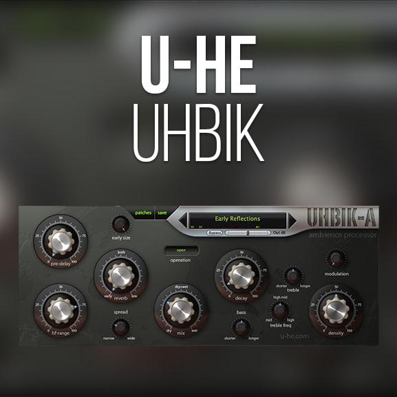 u-he - Uhbik 1