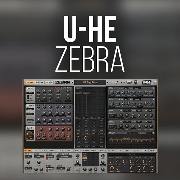 u-he - Zebra2 1