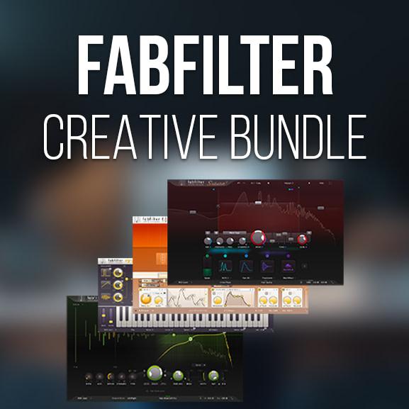 FabFilter - Creative Bundle 1