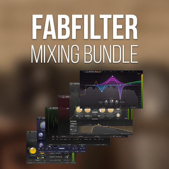 FabFilter - Mixing Bundle 1