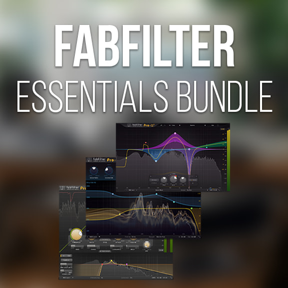 FabFilter - Essentials Bundle 1