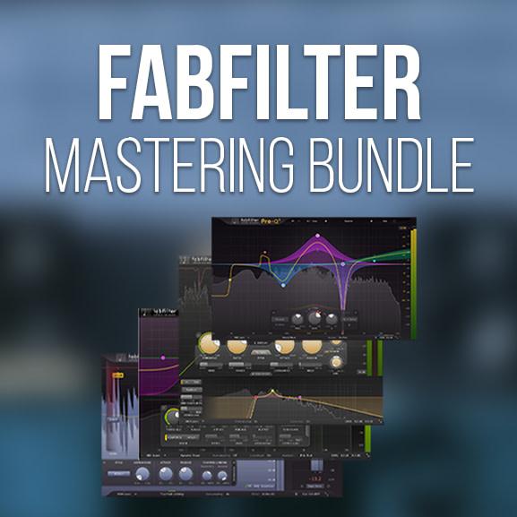 FabFilter - Mastering Bundle 1