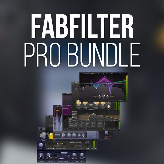 FabFilter – Pro Bundle