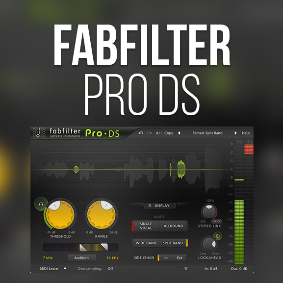 FabFilter - Pro-DS 1