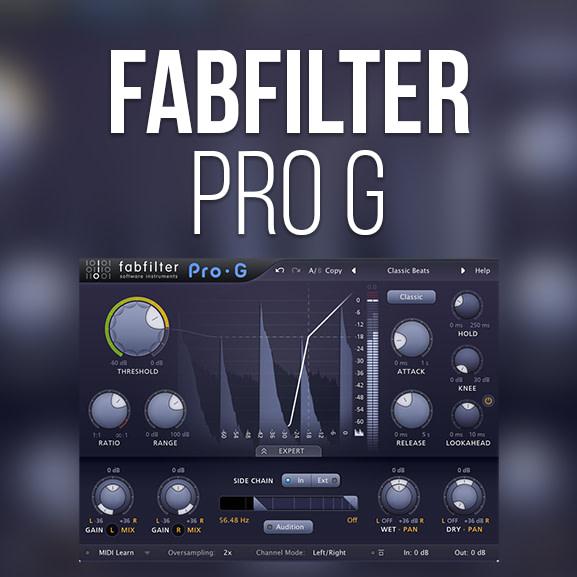 FabFilter – Pro-G