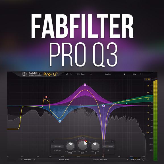 FabFIlter - Pro-Q 3 1