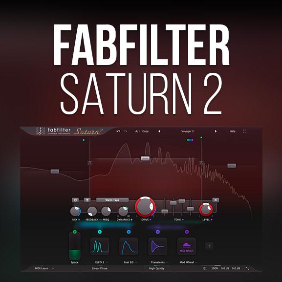 FabFilter - Saturn 2 1