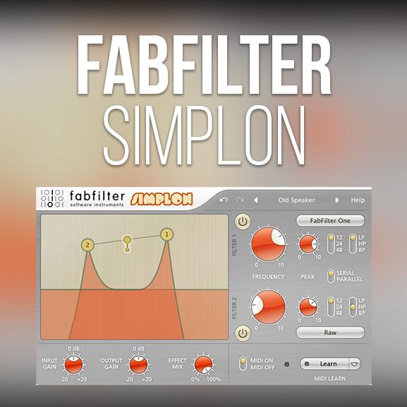 FabFilter - Simplon 1