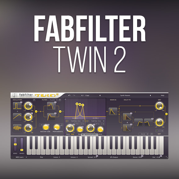 FabFilter - Twin 2 1