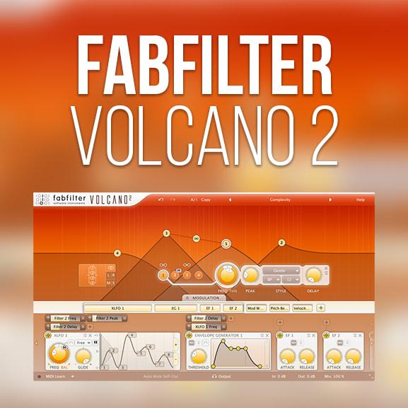 FabFilter - Volcano 2 1