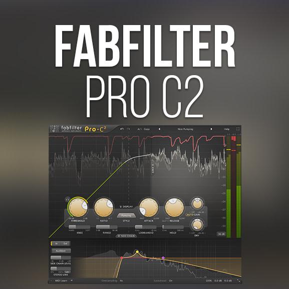 FabFilter - Pro-C2 1