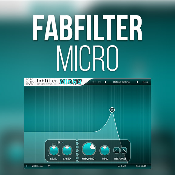 FabFilter - Micro 1