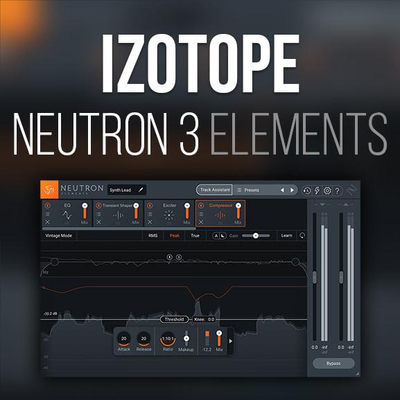 iZotope - Neutron 3 Elements 1
